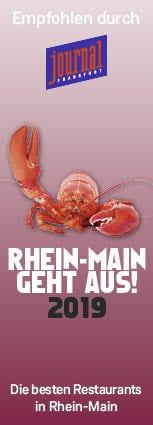 Rhein-Main geht aus – Auszeichnung